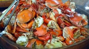 Abundant shellfish