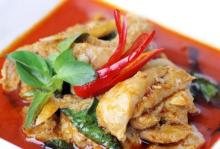 Chicken Thai