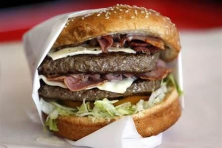 Triple-burger